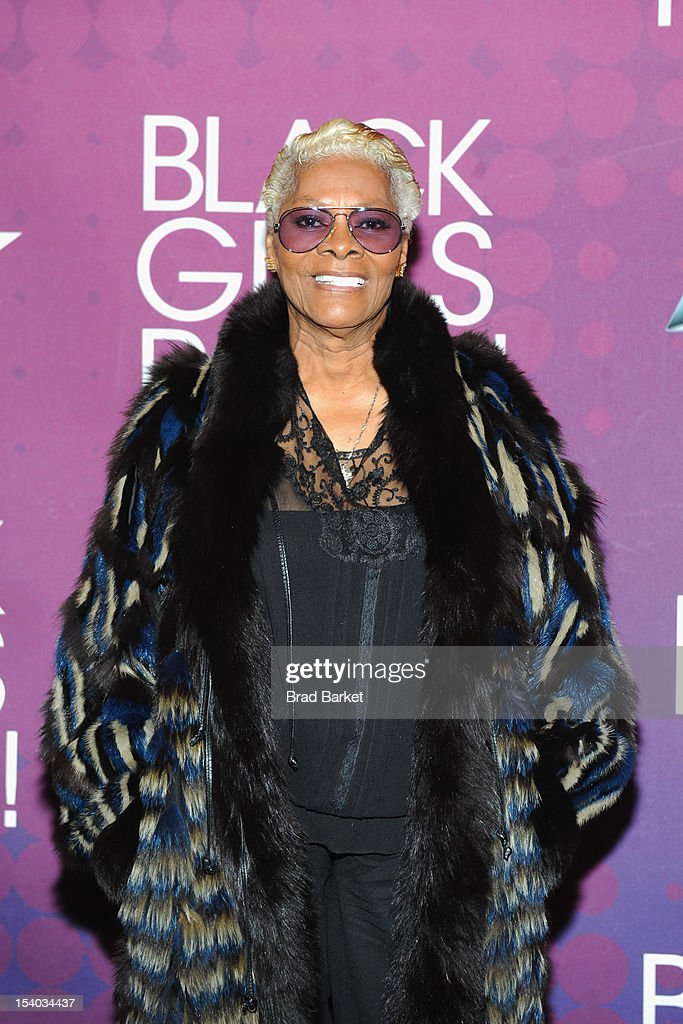 Singer, actress and TV personality <a gi-track='captionPersonalityLinkClicked' href=/galleries/search?phrase=Dionne+Warwick&family=editorial&specificpeople=213111 ng-click='$event.stopPropagation()'>Dionne Warwick</a> attends the red carpet during the CHEVY Shot Caller's Dinner on October 12, 2012 in New York City.