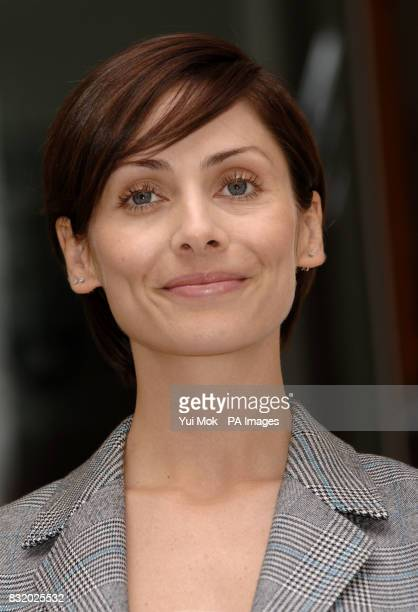 Singer actress Natalie Imbruglia launches an advertising campaign to build awareness for the Global Campaign to End Fistula of which she is a...