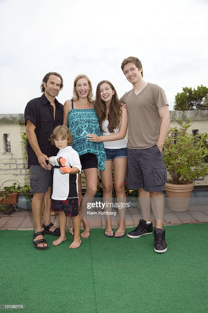 Ute lemper bunte magazine august 4 2011 getty images for Kids on the terrace