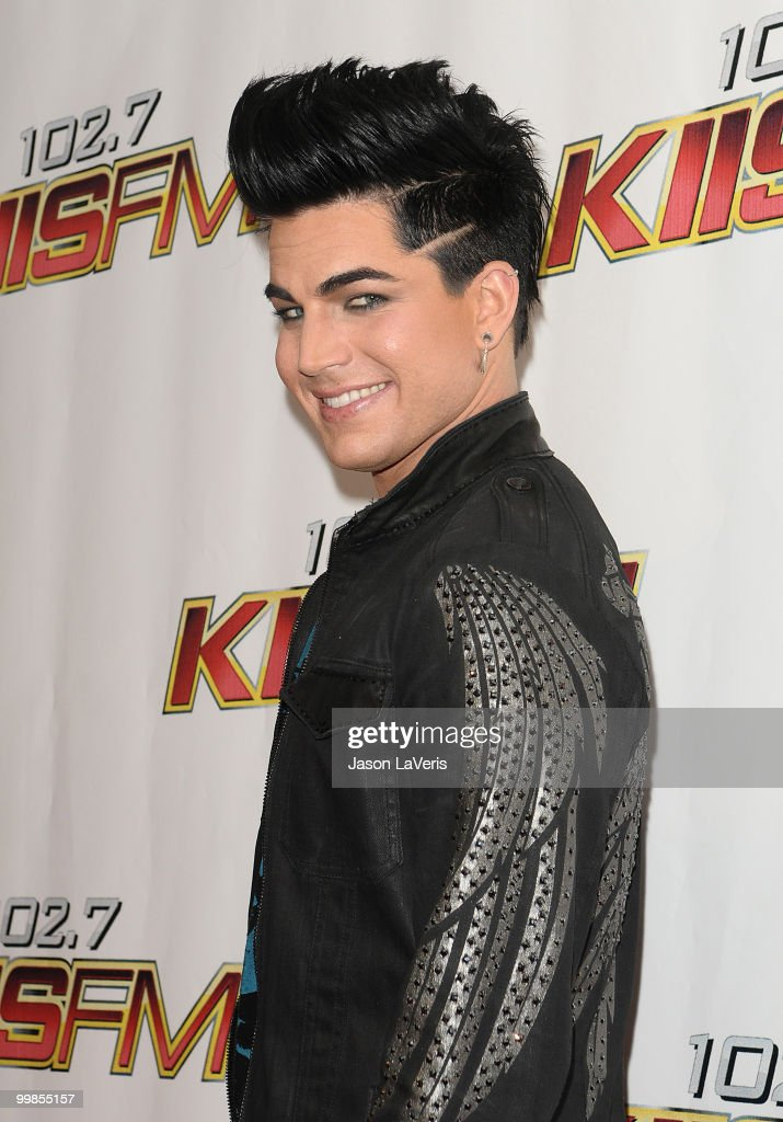 Singer Adam Lambert attends KIIS FM's 2010 Wango Tango Concert at Staples Center on May 15, 2010 in Los Angeles, California.