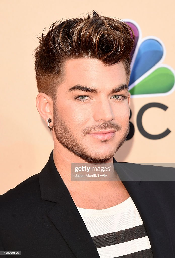 Singer <a gi-track='captionPersonalityLinkClicked' href=/galleries/search?phrase=Adam+Lambert&family=editorial&specificpeople=5706674 ng-click='$event.stopPropagation()'>Adam Lambert</a> attends the 2015 iHeartRadio Music Awards which broadcasted live on NBC from The Shrine Auditorium on March 29, 2015 in Los Angeles, California.