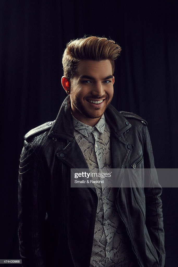 Singer <a gi-track='captionPersonalityLinkClicked' href=/galleries/search?phrase=Adam+Lambert&family=editorial&specificpeople=5706674 ng-click='$event.stopPropagation()'>Adam Lambert</a> poses for a portrait at the 102.7 KIIS FM's Wango Tango portrait studio for People Magazine on May 9, 2015 in Carson, California.