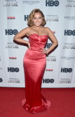 Singer Adrienne Bailon attends the HBO Boardwalk Empire Fashion Fete with June Ambrose at Houston Hall on September 4 2013 in New York City