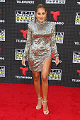 Singer Adrienne Bailon attends the Telemundo's Latin American Music Awards 2015 held at Dolby Theatre on October 8 2015 in Hollywood California