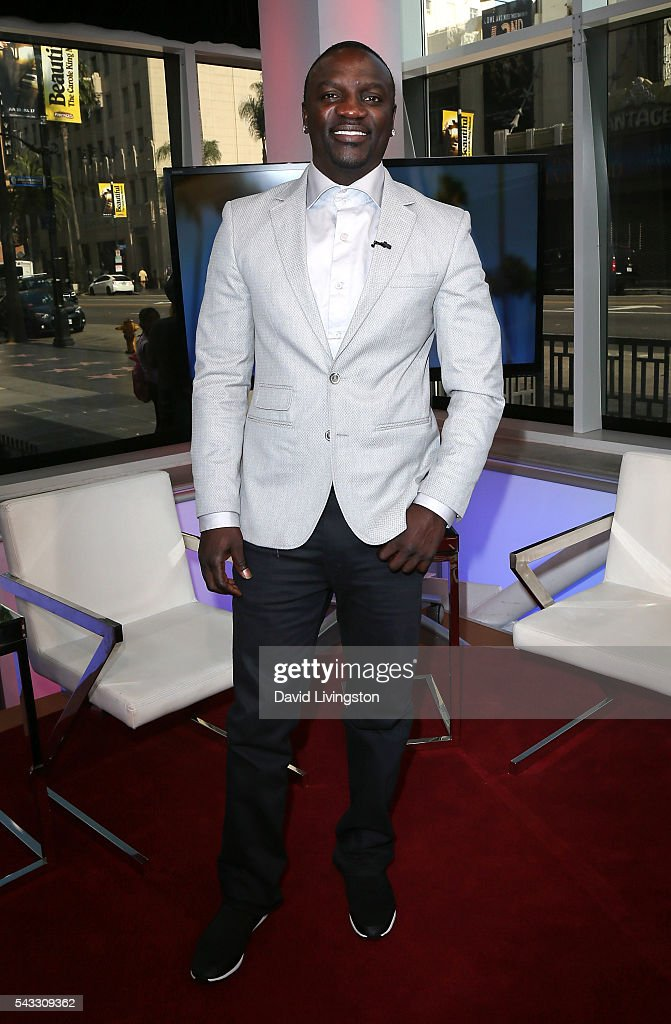 Akon, Shannon Beador, And Chef Marcel Vigneron Visit Hollywood Today Live