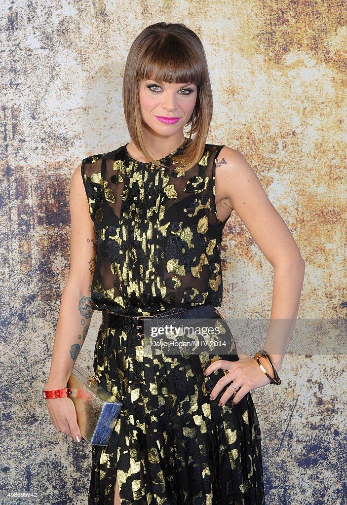 MTV EMA's 2014 - Exclusive Portrait Studio