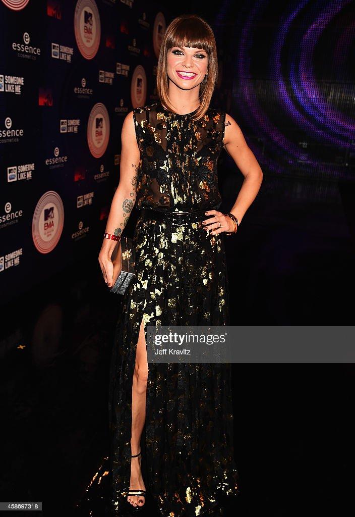 MTV EMA's 2014 - VIP Arrivals