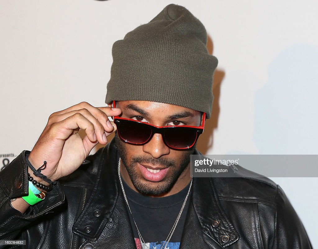 Singer Alex Jacke attends the 7th Annual 'Stars & Strikes' Celebrity Bowling and Poker Tournament benefiting A Place Called Home at PINZ Bowling & Entertainment Center on March 6, 2013 in Studio City, California.