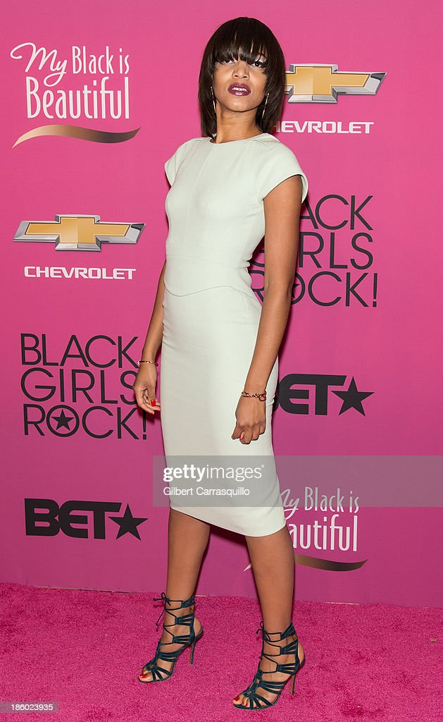 Singer Alice Smith attends Black Girls Rock! 2013 at New Jersey Performing Arts Center on October 26, 2013 in Newark, New Jersey.