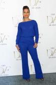 Singer Alicia Keys attends the 2014 DVF Awards on April 4 2014 in New York City