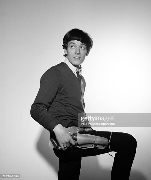 Singer Allan Clarke of the Hollies circa 1964