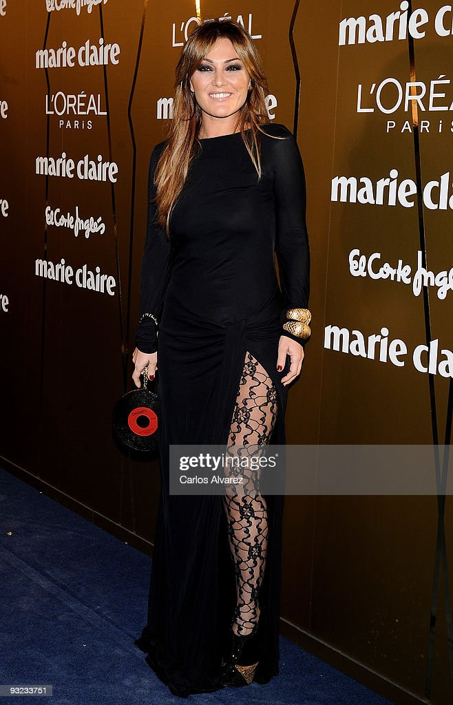 Celebrities Attend '2009 Marie Claire Prix de la Mode' in Madrid