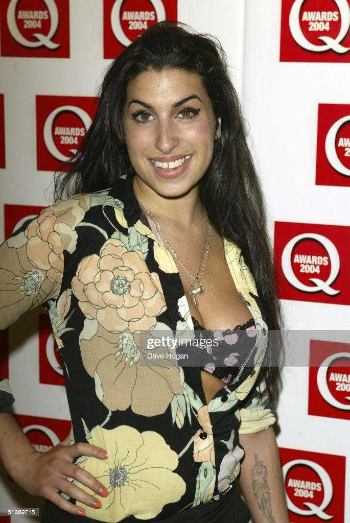 Singer amy winehouse arrives for the q awards 2004 at for House music 2004