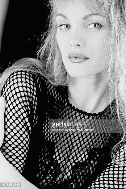 Singer and Actress Arielle Dombasle