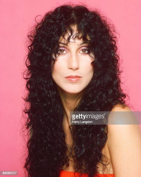 Singer and actress Cher poses for a publicity Session in July 1979 in Los Angeles California