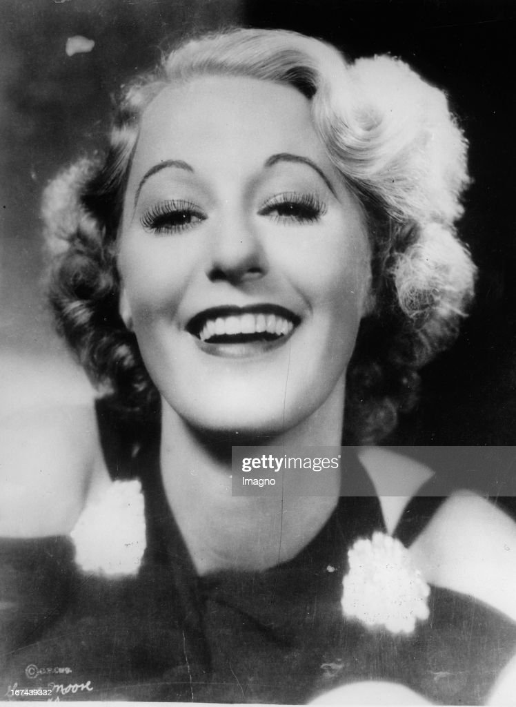 Singer and actress Grace Moore. About 1930. Photograph. (Photo by Imagno/Getty Images) Sängerin und Schauspielerin Grace Moore (genannt Tenessee Nightingale). Um 1930. Photographie.