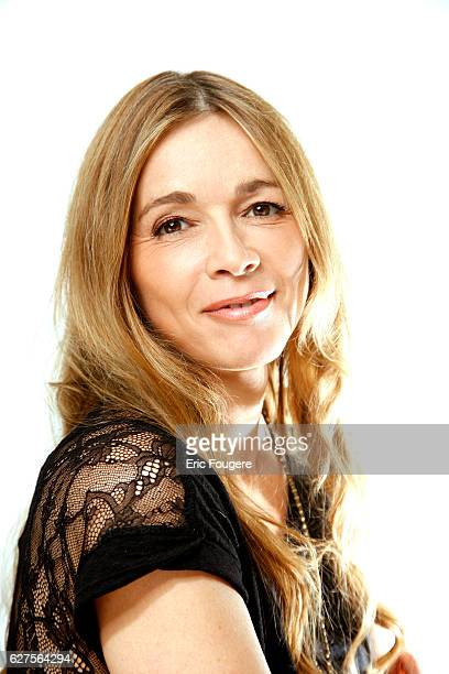 Singer and actress Helene Rolles Photographed in PARIS