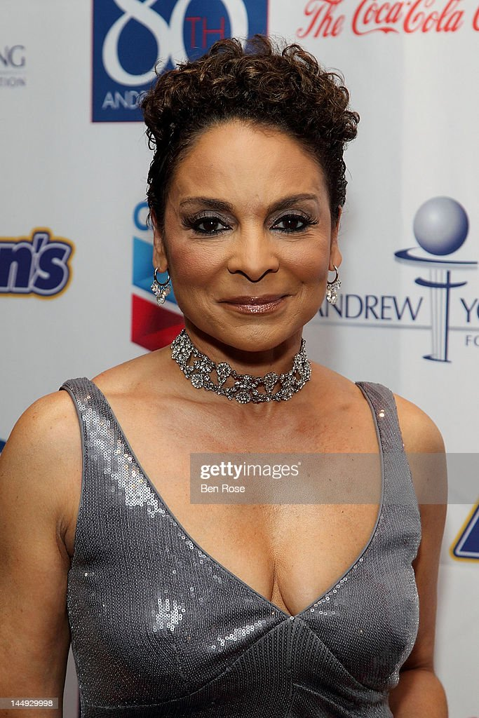Singer and actress Jasmine Guy arrives at The Andrew Young Foundation's celebration of the 80th birthday of Andrew Young at The Hyatt Regency Atlanta on May 20, 2012 in Atlanta, Georgia.