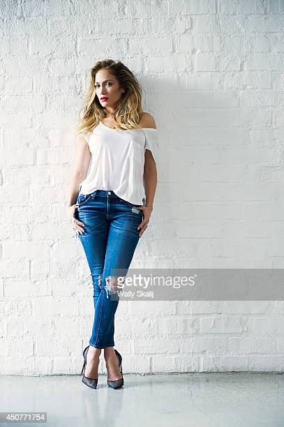 Singer and actress Jennifer Lopez is photographed for Los Angeles Times on May 29 2014 in West Hollywood California PUBLISHED IMAGE CREDIT MUST READ...