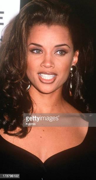 Singer and actress Vanessa Williams circa 1992