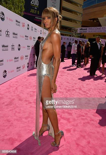 Singer and cohost Ciara attends the 2016 Billboard Music Awards at TMobile Arena on May 22 2016 in Las Vegas Nevada