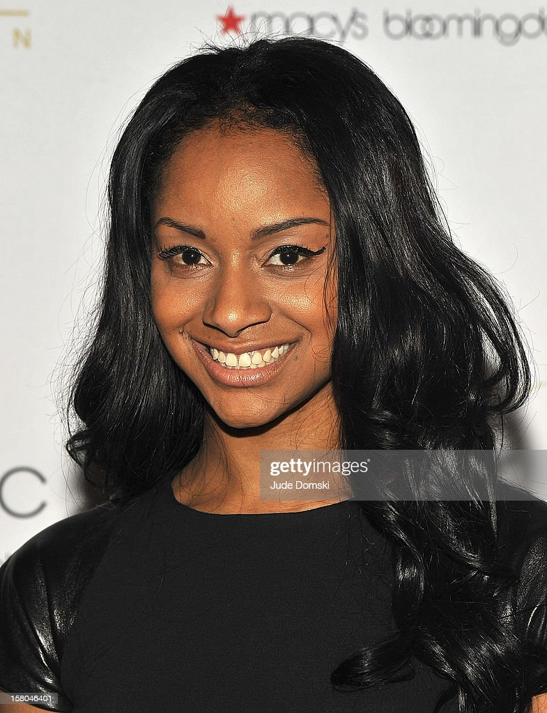 Singer and haprist Rashida Jolley attends the 2012 European School Of Economics Foundation Vision And Reality Awards at Cipriani 42nd Street on December 5, 2012 in New York City.