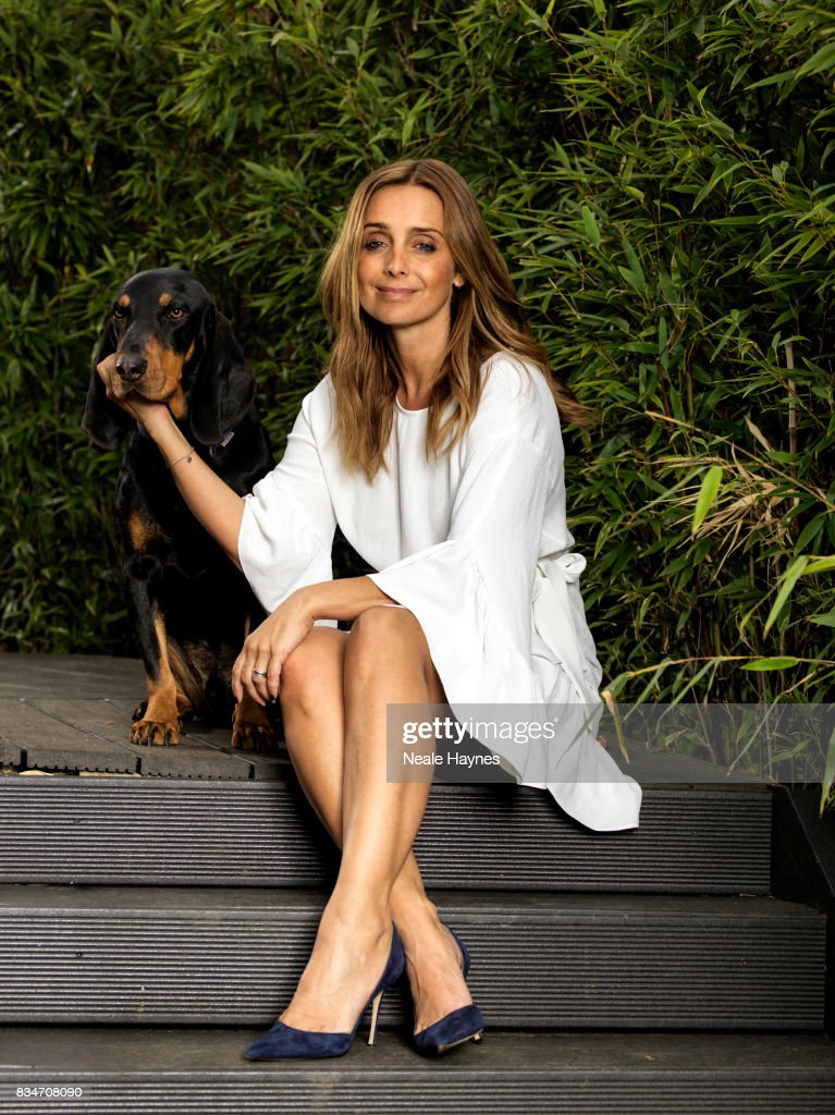 Louise Redknapp, Daily Mail UK, May 6, 2017
