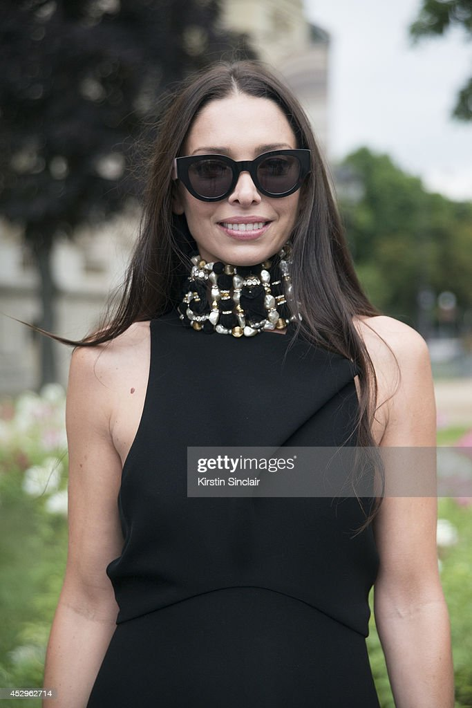 Street style paris fashion week haute couture f w 2014 2015 july