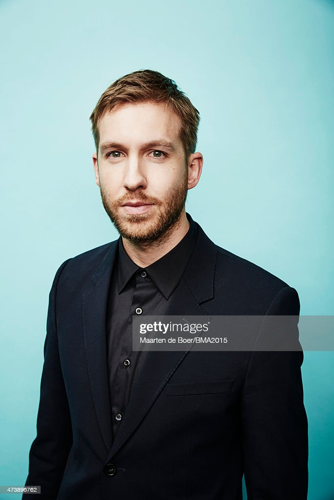 Singer and music producer <a gi-track='captionPersonalityLinkClicked' href=/galleries/search?phrase=Calvin+Harris&family=editorial&specificpeople=4412722 ng-click='$event.stopPropagation()'>Calvin Harris</a> poses for a portrait at the 2015 Billboard Music Awards on May 17, 2015 in Las Vegas, Nevada.