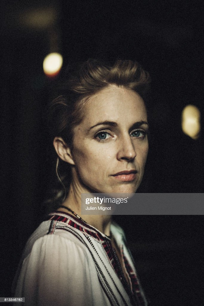 Agnes Obel, Elle Magazine, September 8, 2016