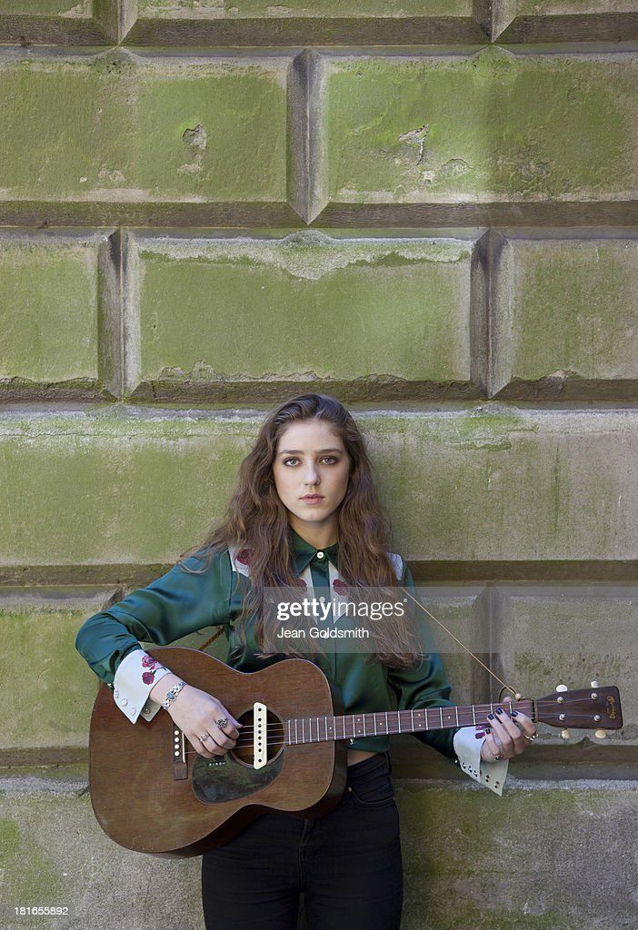 Singer and musician <a gi-track='captionPersonalityLinkClicked' href=/galleries/search?phrase=Birdy+-+M%C3%BAsica&family=editorial&specificpeople=12423197 ng-click='$event.stopPropagation()'>Birdy</a> is photographed for the Independent on August 18, 2013 in London, England.