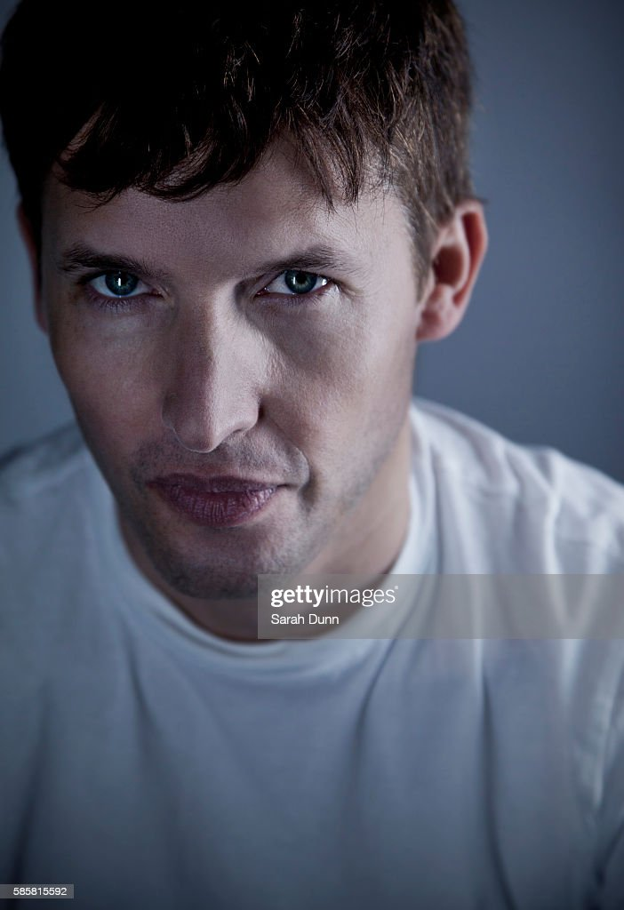 Singer and musician James Blunt is photographed for Red magazine on September 10, 2013 in London, England.