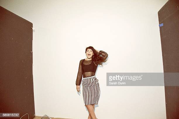 Singer and musician Jessie Ware is photographed on May 21 2013 in London England