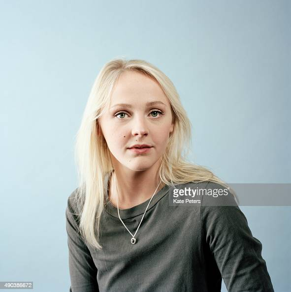 Singer and musician Laura Marling is photographed for the Independent on September 22 2011 in London England
