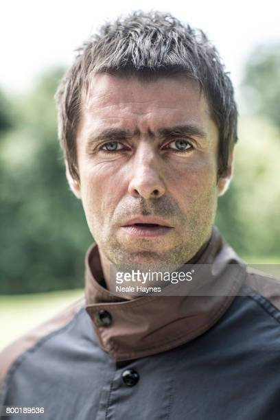 Singer and musician Liam Gallagher is photographed on June 19 2017 in London England
