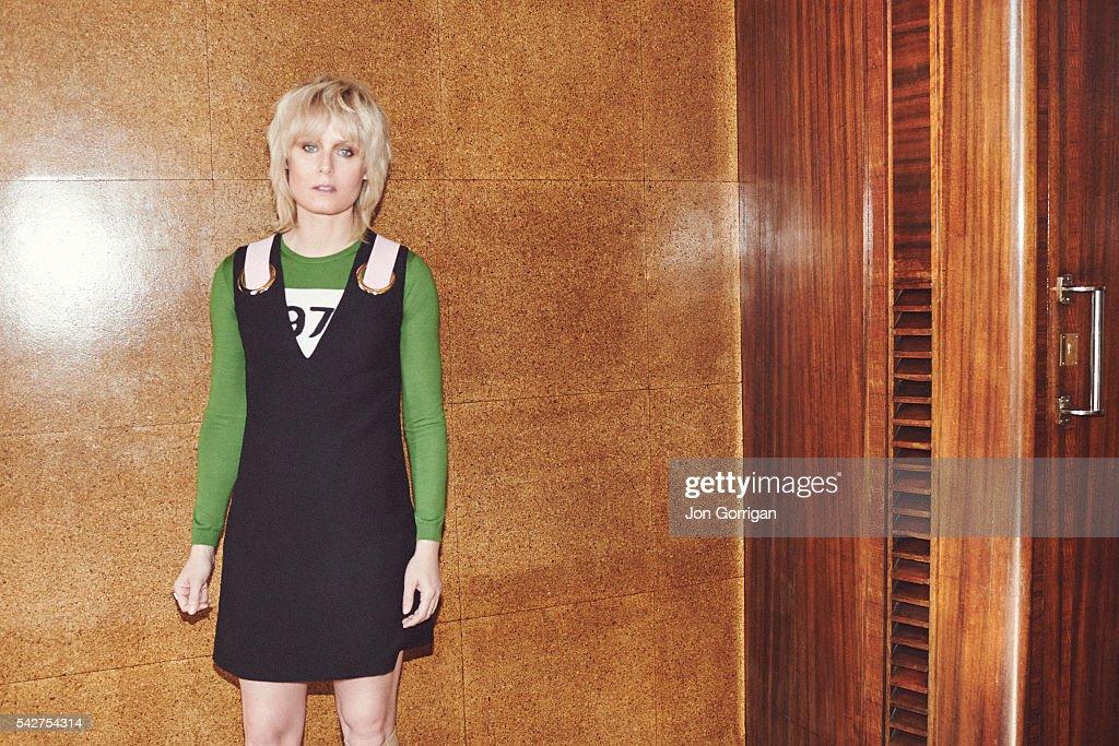 Roisin Murphy, Fraulein magazine Germany, June 1, 2015
