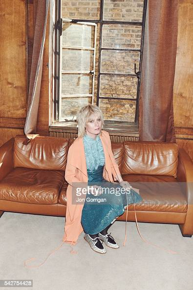 Singer and musician Roisin Murphy is photographed for Fraulein magazine on March 7 2015 in London England