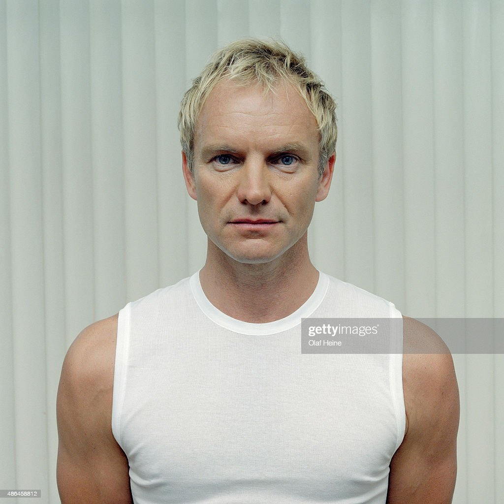 Singer and musician <a gi-track='captionPersonalityLinkClicked' href=/galleries/search?phrase=Sting+-+Singer&family=editorial&specificpeople=220192 ng-click='$event.stopPropagation()'>Sting</a> is photographed on September 15, 2000 in Paris, France.