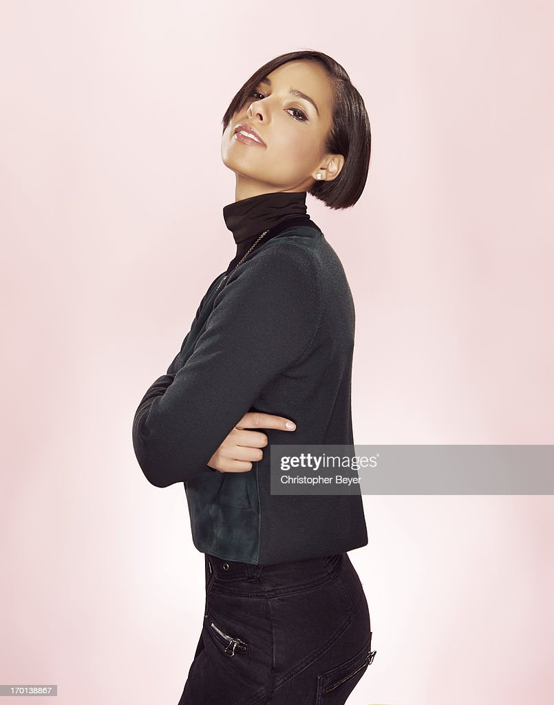 Singer and producer Alicia Keys is photographed at the Sundance Film Festival for Entertainment Weekly Magazine on January 19, 2013 in Park City, Utah.