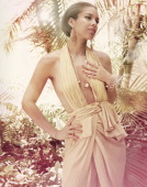 Singer and producer Alicia Keys is photographed for Marie Claire UK on April 22 2013 in Nassau Bahamas PUBLISHED IMAGE ON DOMESTIC EMBARGO UNTIL...