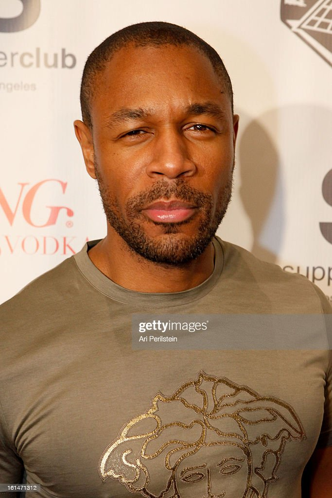 Singer and Producer Tank arrives at Post Grammy Party At Supperclub Hosted By Chris Brown And ZING Vodka Los Angeles on February 10, 2013 in Los Angeles, California.