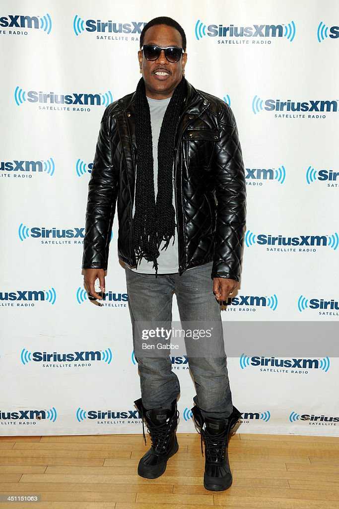 Singer and songwriter Charlie Wilson visits SiriusXM Studios on November 21, 2013 in New York City.