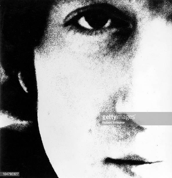 Singer and songwriter John Lennon of The Beatles 1965