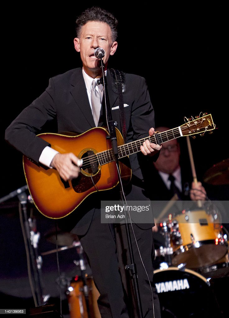 Lyle Lovett In Concert - February 28, 2012