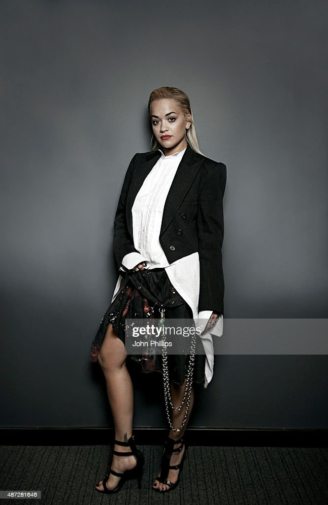 Singer and X Factor judge is photographed on September 3, 2015 in London, England.