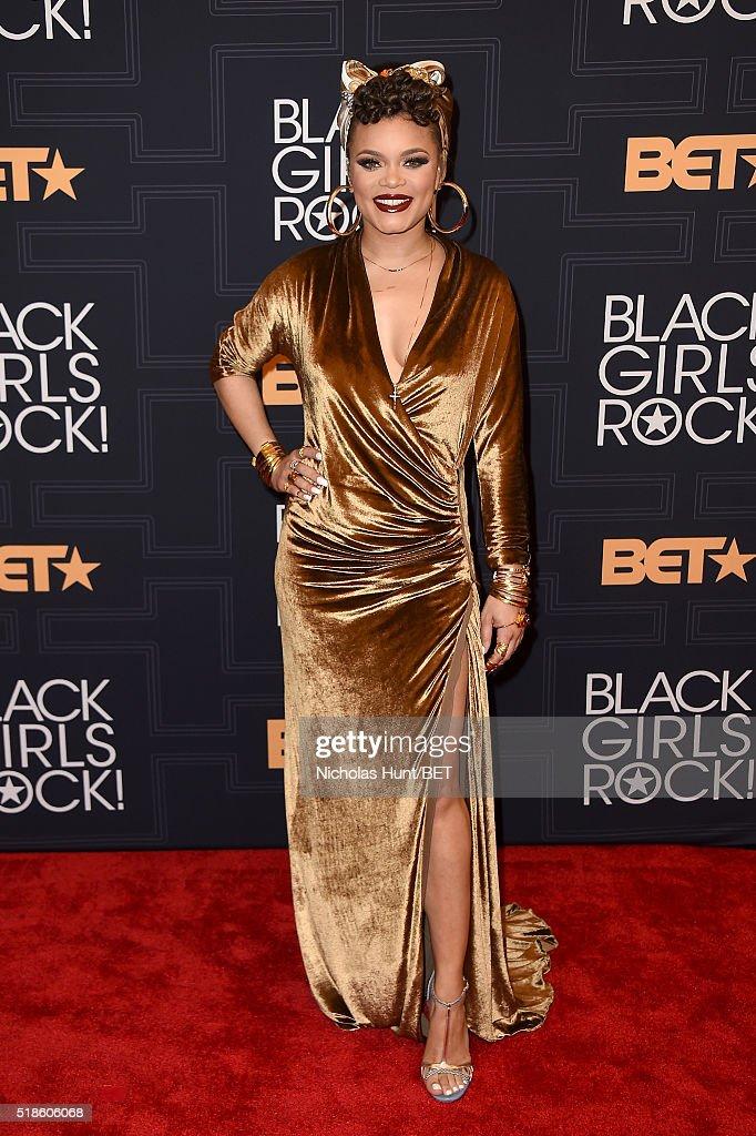 Black Girls Rock! 2016 - Red Carpet