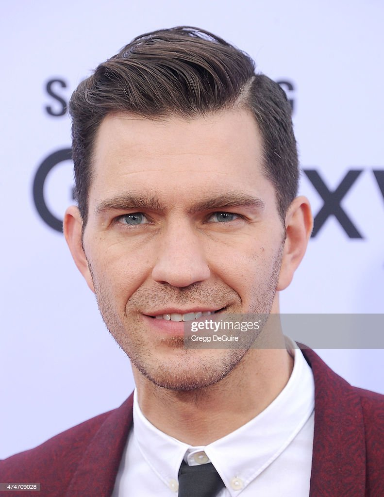 Singer <a gi-track='captionPersonalityLinkClicked' href=/galleries/search?phrase=Andy+Grammer&family=editorial&specificpeople=7469992 ng-click='$event.stopPropagation()'>Andy Grammer</a> arrives at the 2015 Billboard Music Awards at MGM Garden Arena on May 17, 2015 in Las Vegas, Nevada.