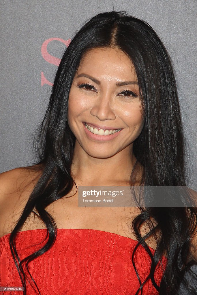 Singer <a gi-track='captionPersonalityLinkClicked' href=/galleries/search?phrase=Anggun&family=editorial&specificpeople=772820 ng-click='$event.stopPropagation()'>Anggun</a> attends the SK-II #ChangeDestiny Forum held at the Andaz Hotel on February 26, 2016 in Los Angeles, California.