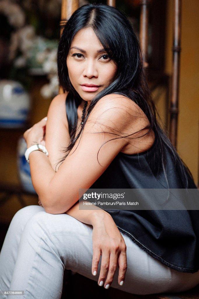 Anggun, Paris Match Issue 3564, September 13, 2017