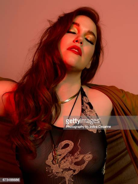 Singer Anna Wise is photographed for The Untitled Magazine on February 24 2017 in New York City PUBLISHED IMAGE